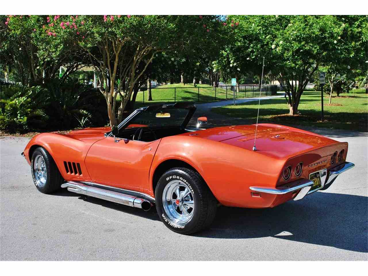 Large Picture of '68 Corvette - LHIT