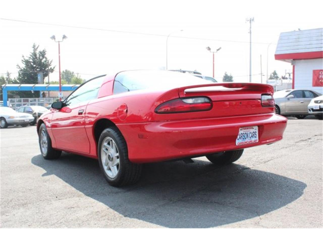 Large Picture of 1994 Chevrolet Camaro located in Washington - $5,995.00 Offered by Carson Cars - LHJ2