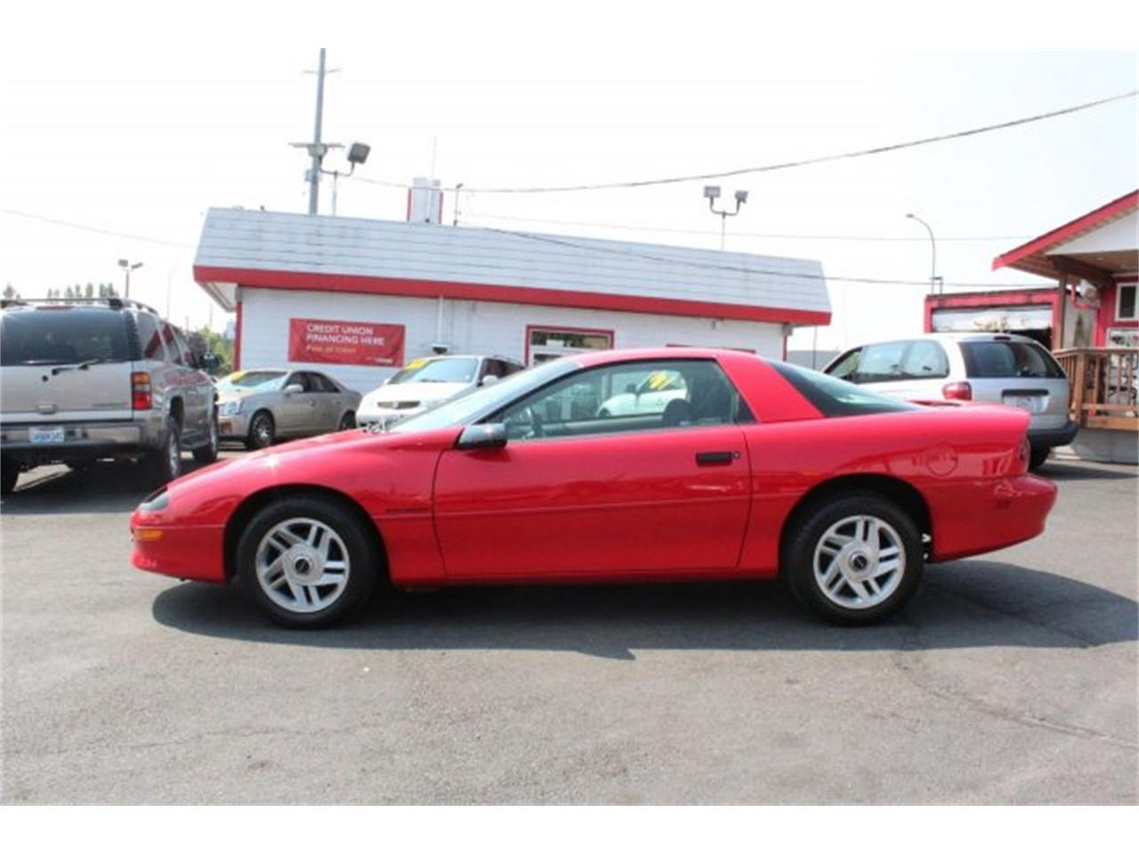 Large Picture of '94 Chevrolet Camaro - LHJ2