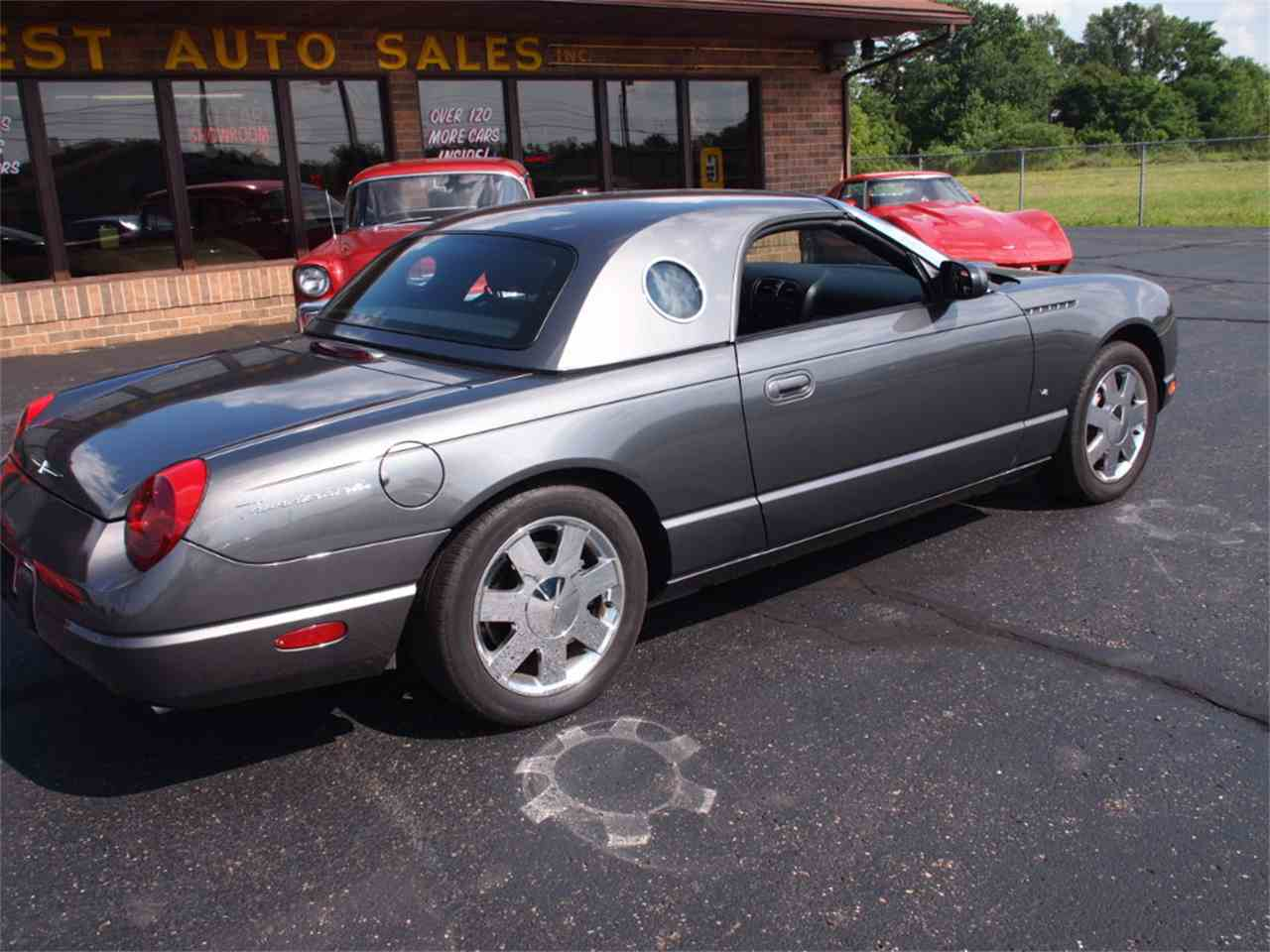 Large Picture of '03 Thunderbird - LHJH