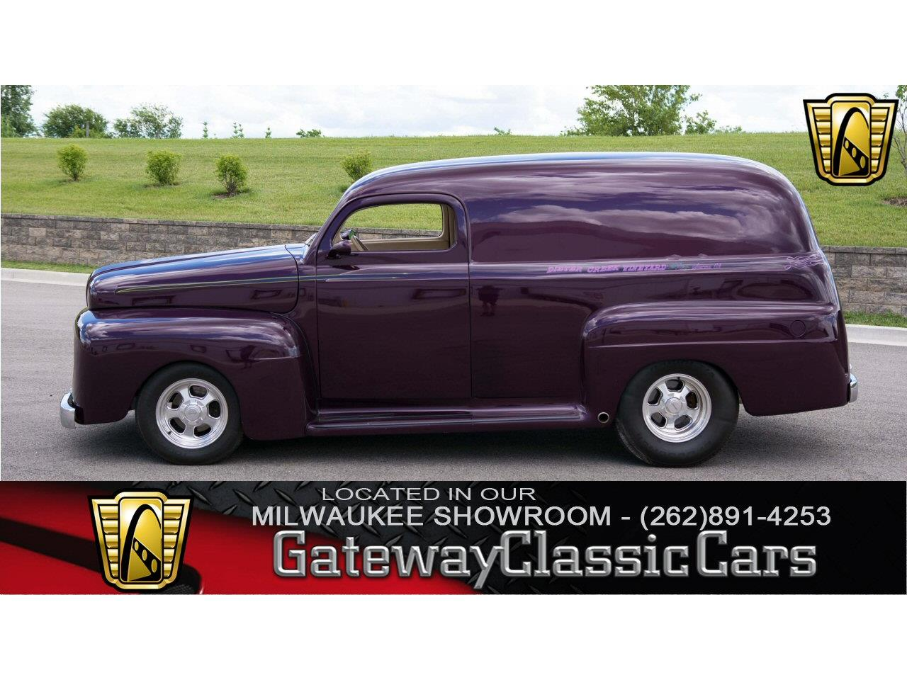 Large Picture of '48 F100 located in Wisconsin - $37,995.00 - LHK0