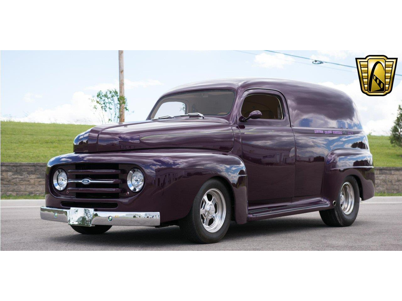 Large Picture of Classic '48 F100 located in Wisconsin - $37,995.00 - LHK0