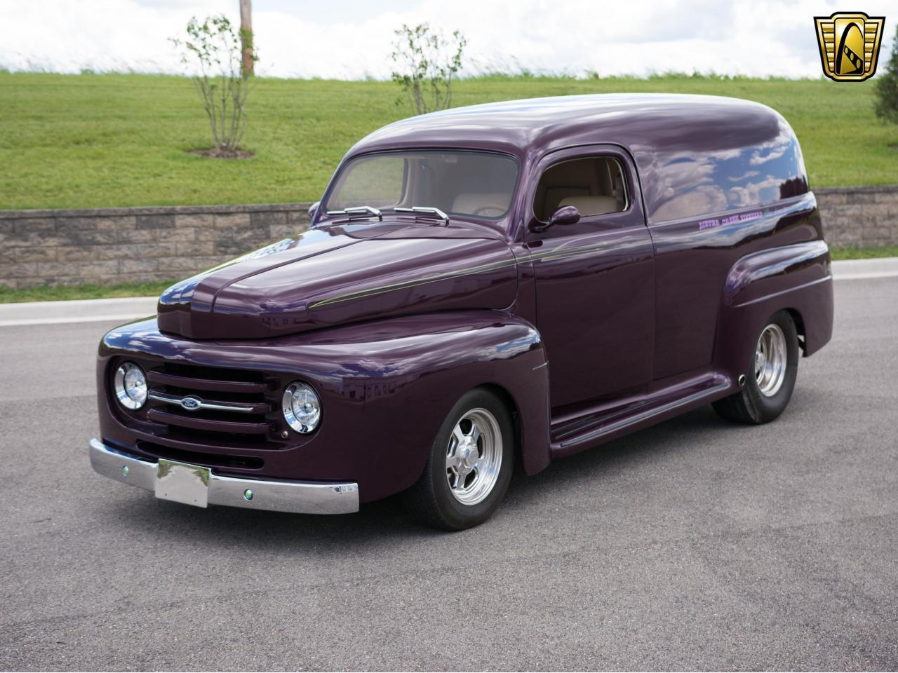 Large Picture of Classic 1948 Ford F100 located in Wisconsin - $37,995.00 Offered by Gateway Classic Cars - Milwaukee - LHK0