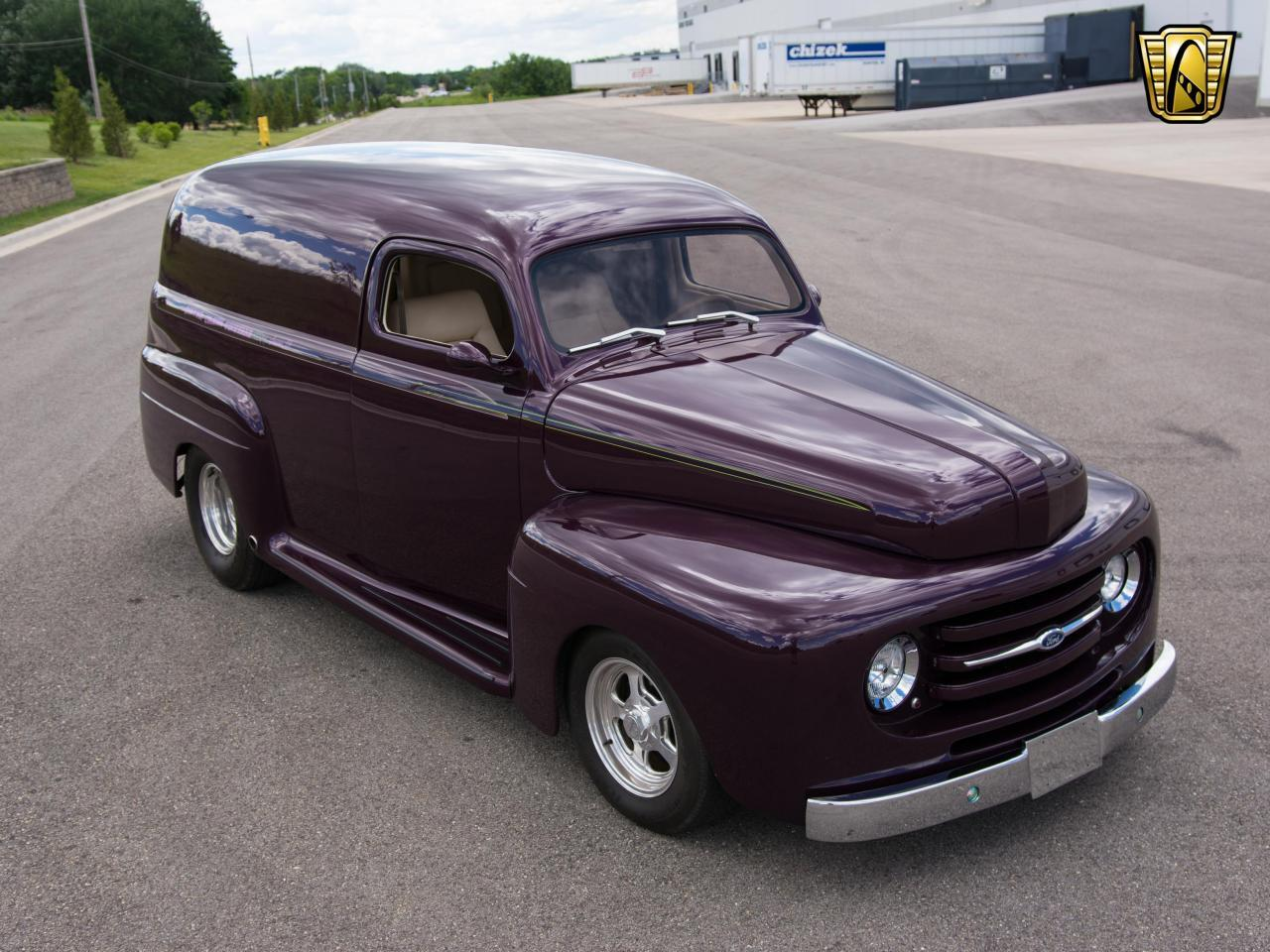 Large Picture of 1948 F100 Offered by Gateway Classic Cars - Milwaukee - LHK0