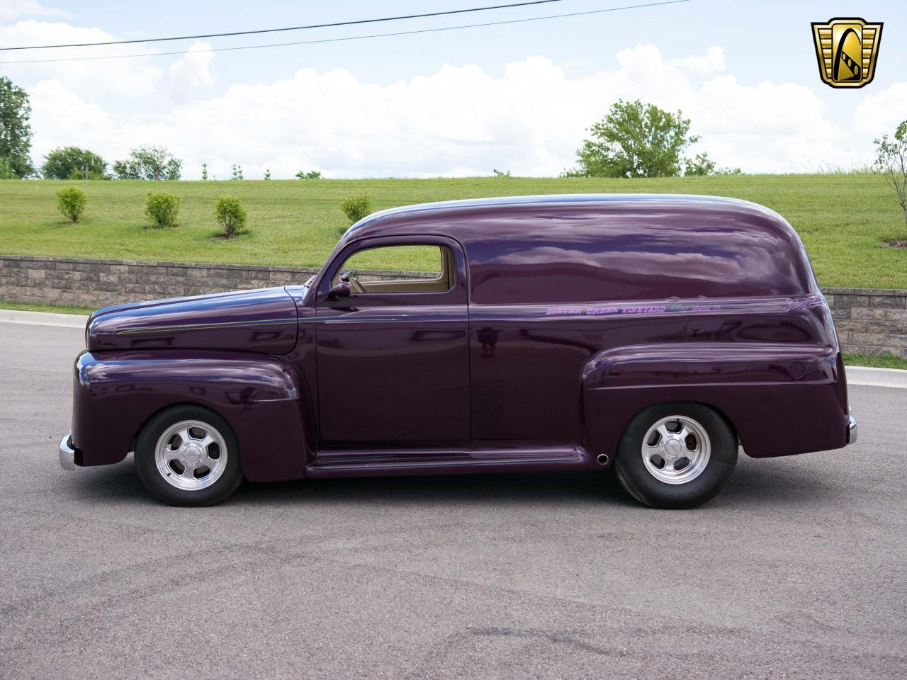 Large Picture of 1948 Ford F100 located in Kenosha Wisconsin - LHK0