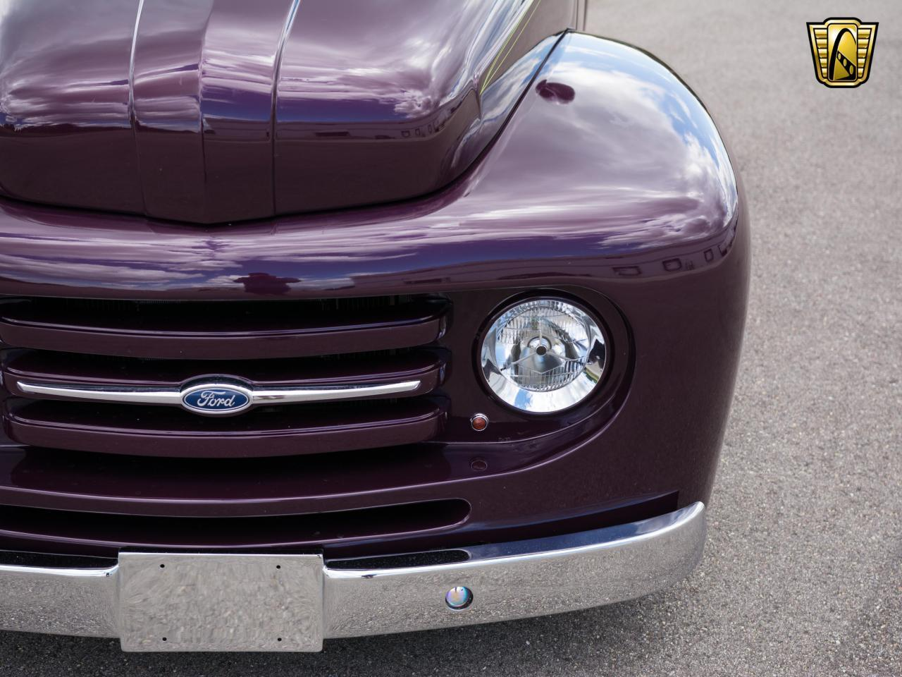 Large Picture of '48 Ford F100 located in Kenosha Wisconsin Offered by Gateway Classic Cars - Milwaukee - LHK0