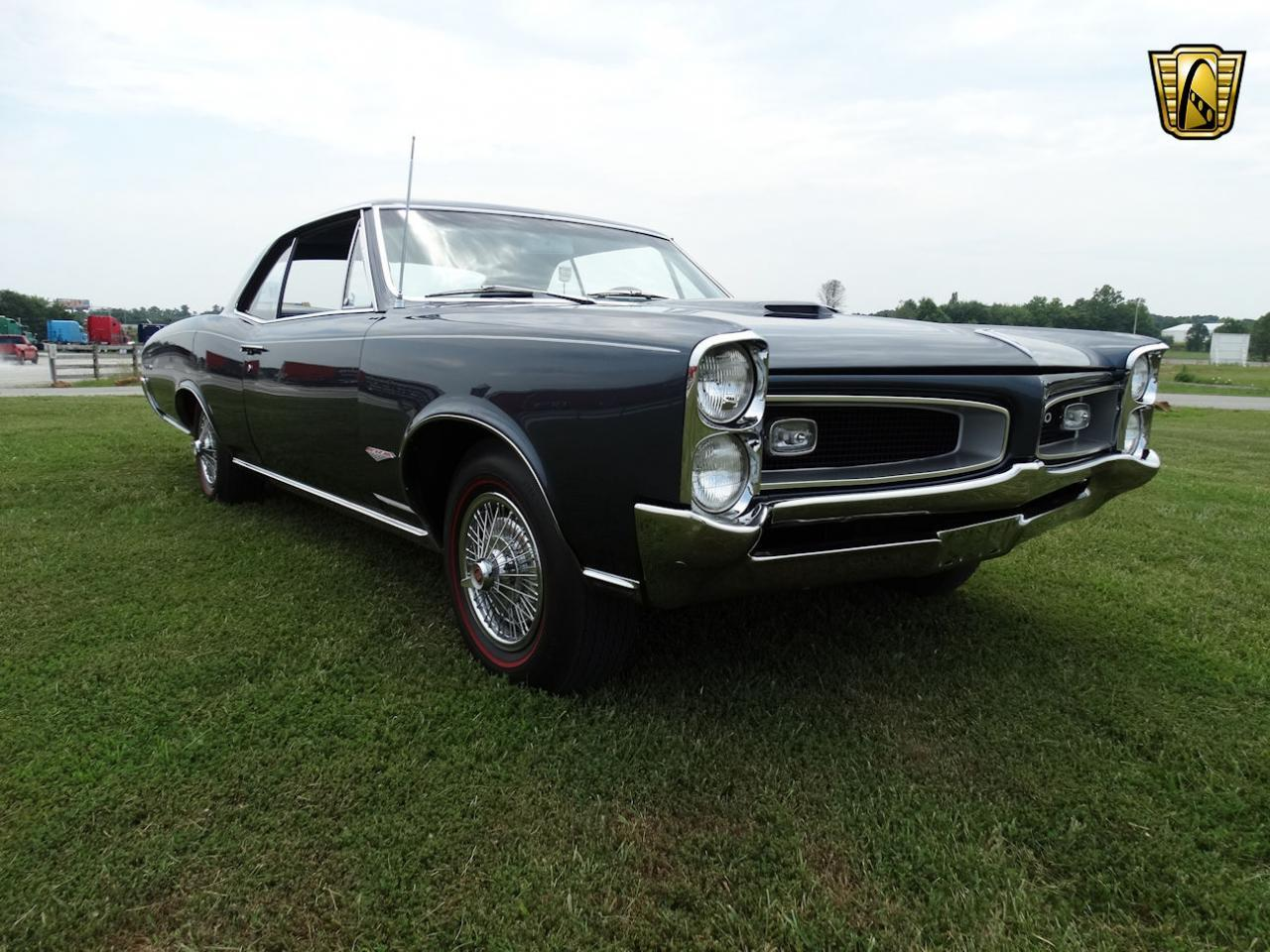 Large Picture of '66 GTO located in Indiana - $58,000.00 Offered by Gateway Classic Cars - Louisville - LHK2