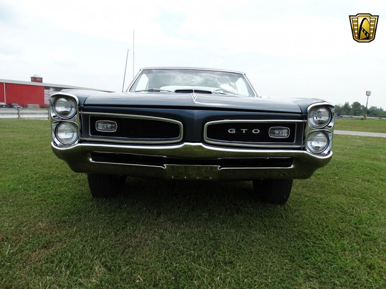 Large Picture of Classic 1966 GTO - $58,000.00 - LHK2