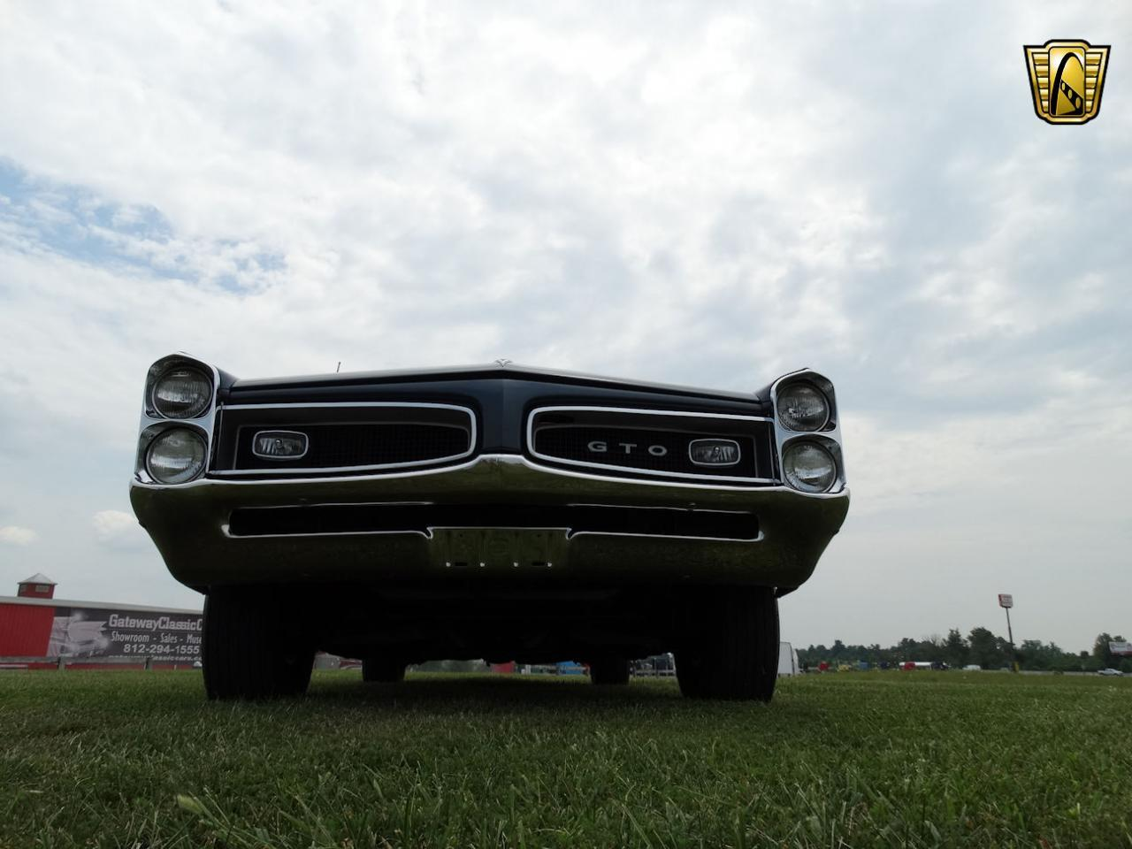 Large Picture of Classic '66 Pontiac GTO located in Indiana - $58,000.00 Offered by Gateway Classic Cars - Louisville - LHK2