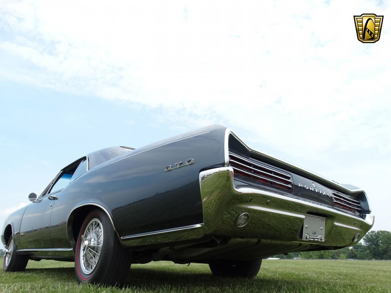 Large Picture of Classic '66 GTO - $58,000.00 Offered by Gateway Classic Cars - Louisville - LHK2