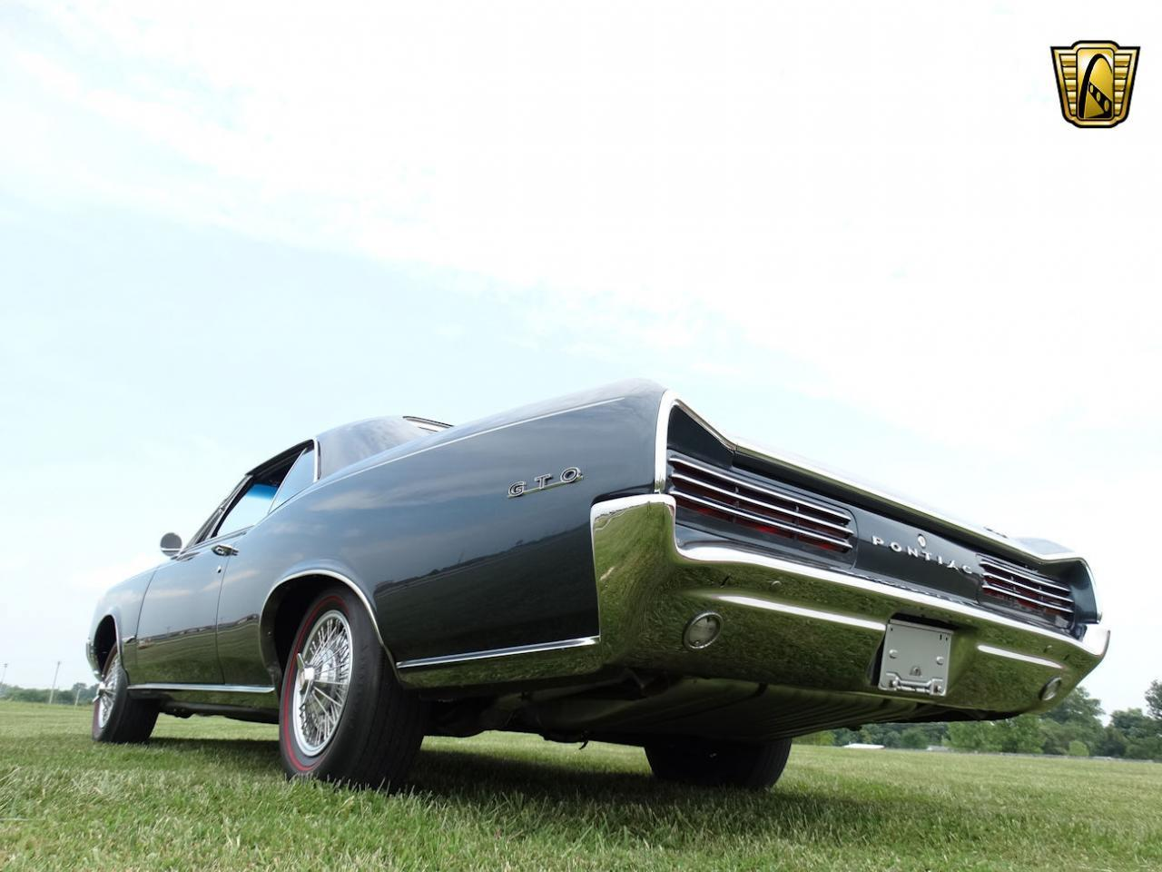 Large Picture of Classic '66 GTO - LHK2