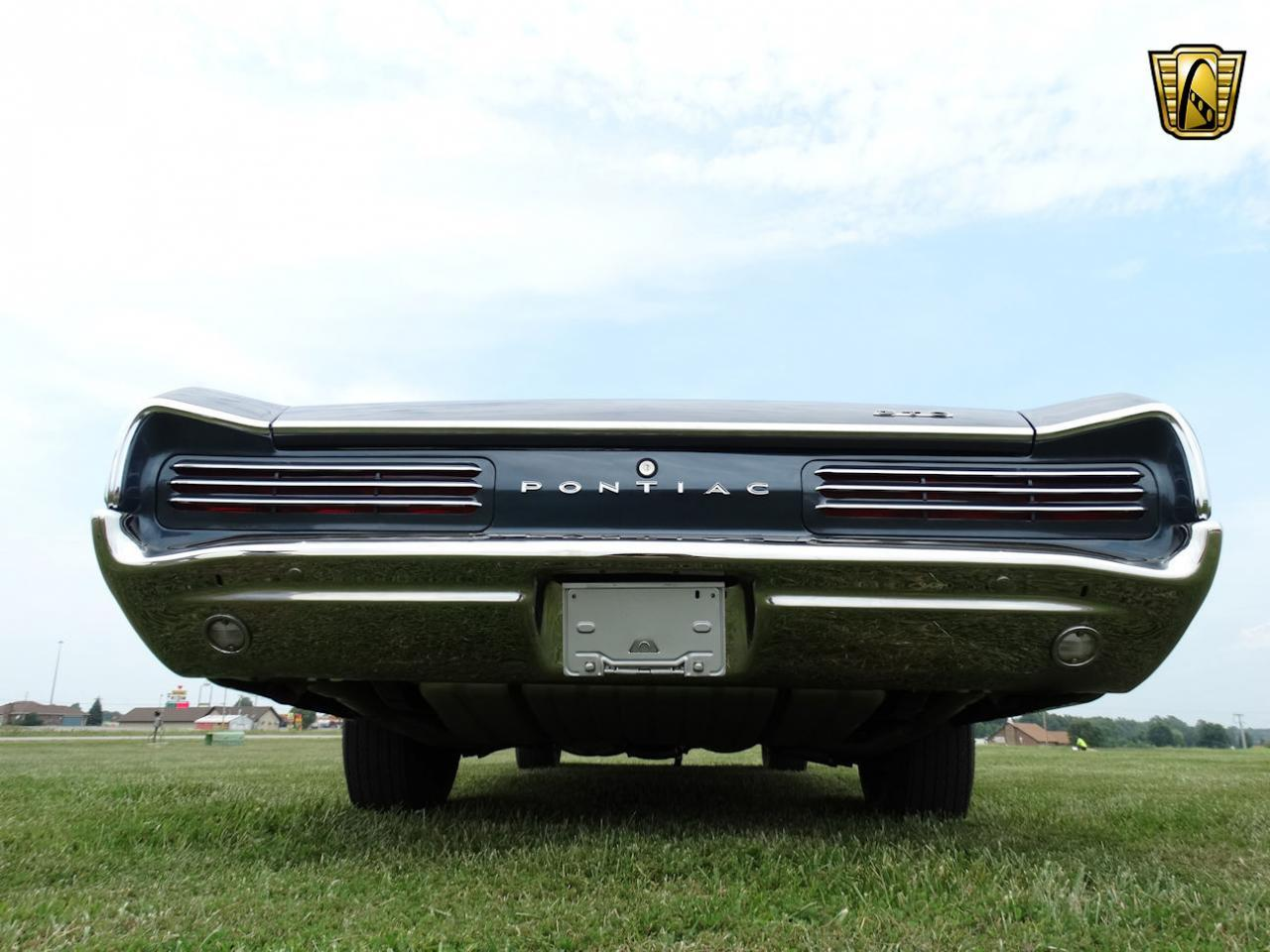 Large Picture of Classic 1966 Pontiac GTO located in Memphis Indiana - LHK2