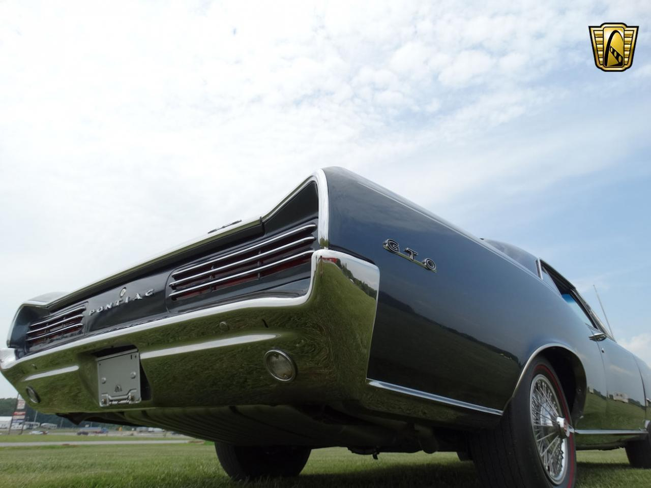 Large Picture of 1966 Pontiac GTO located in Memphis Indiana - LHK2