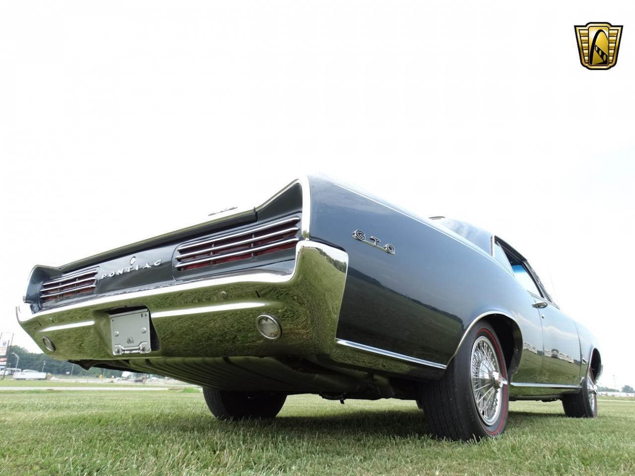 Large Picture of Classic '66 Pontiac GTO located in Indiana - LHK2