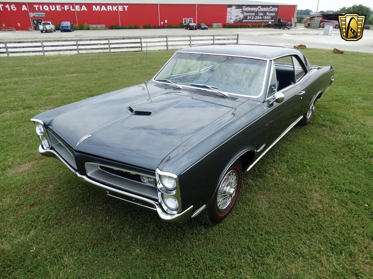 Large Picture of Classic '66 Pontiac GTO - $58,000.00 Offered by Gateway Classic Cars - Louisville - LHK2