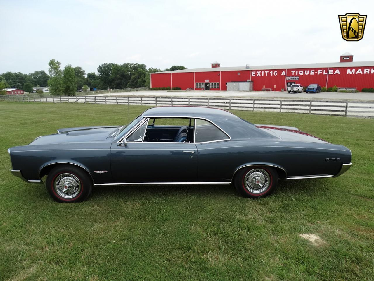 Large Picture of 1966 Pontiac GTO - $58,000.00 Offered by Gateway Classic Cars - Louisville - LHK2