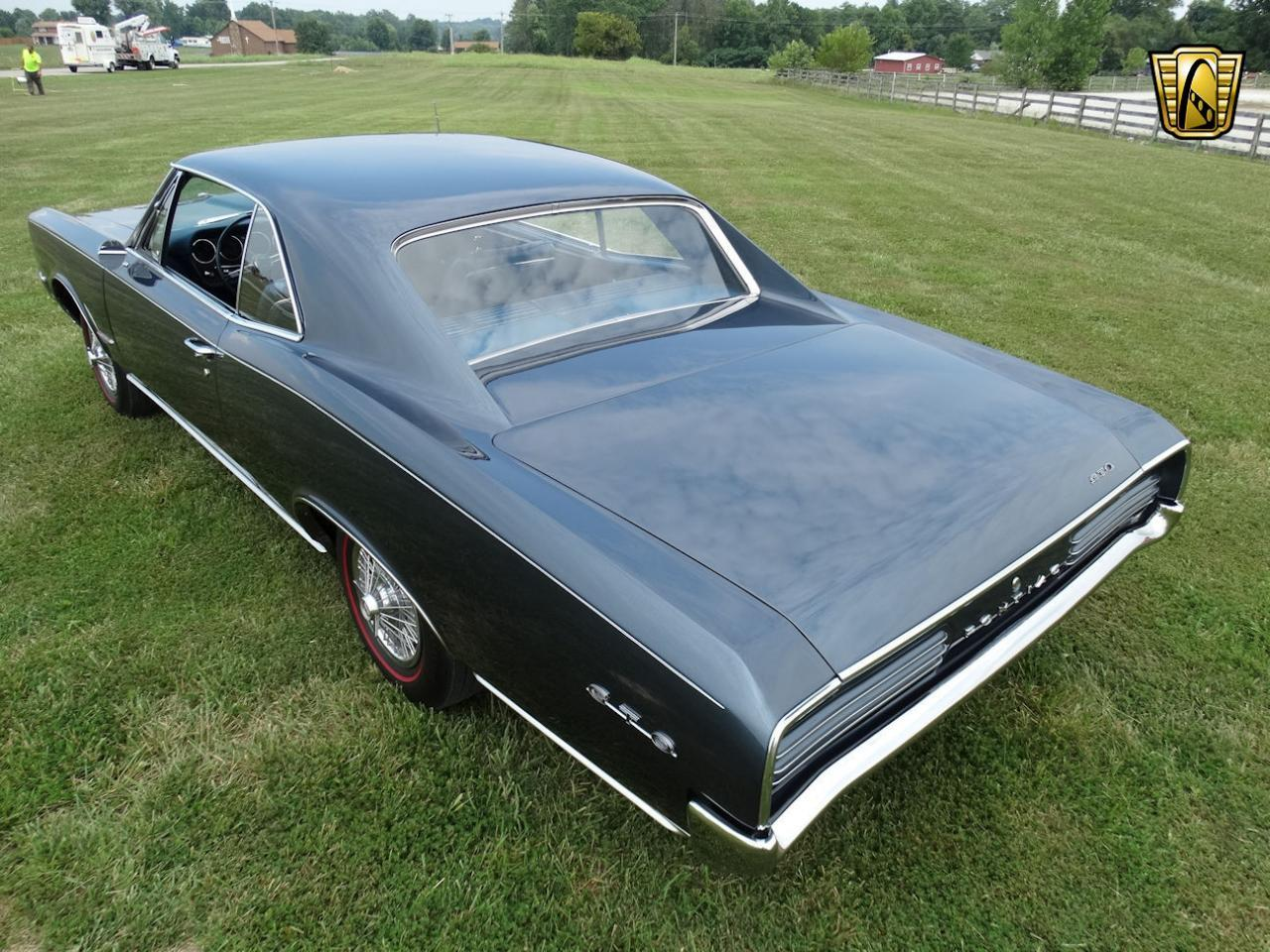 Large Picture of '66 GTO located in Indiana Offered by Gateway Classic Cars - Louisville - LHK2