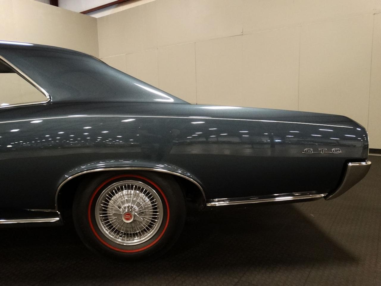 Large Picture of 1966 GTO located in Memphis Indiana Offered by Gateway Classic Cars - Louisville - LHK2