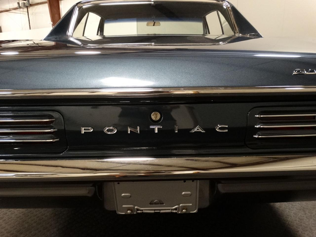 Large Picture of 1966 GTO - $58,000.00 Offered by Gateway Classic Cars - Louisville - LHK2