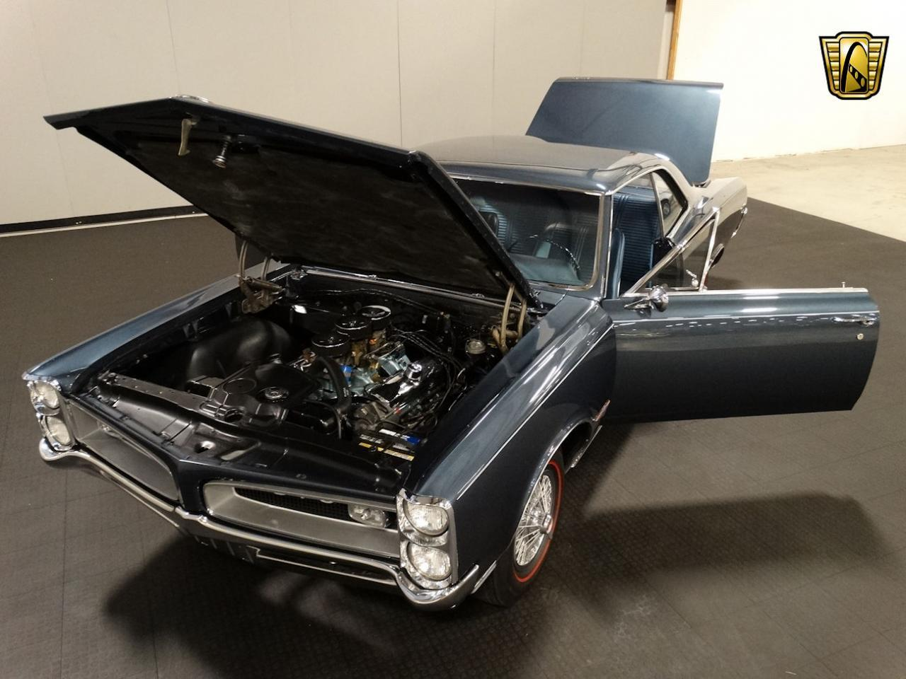 Large Picture of Classic 1966 Pontiac GTO Offered by Gateway Classic Cars - Louisville - LHK2
