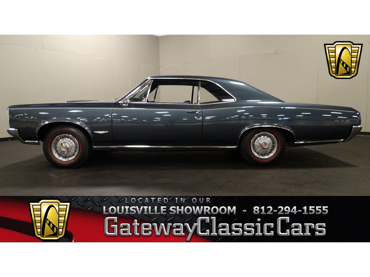 Large Picture of Classic 1966 GTO located in Memphis Indiana - $58,000.00 Offered by Gateway Classic Cars - Louisville - LHK2
