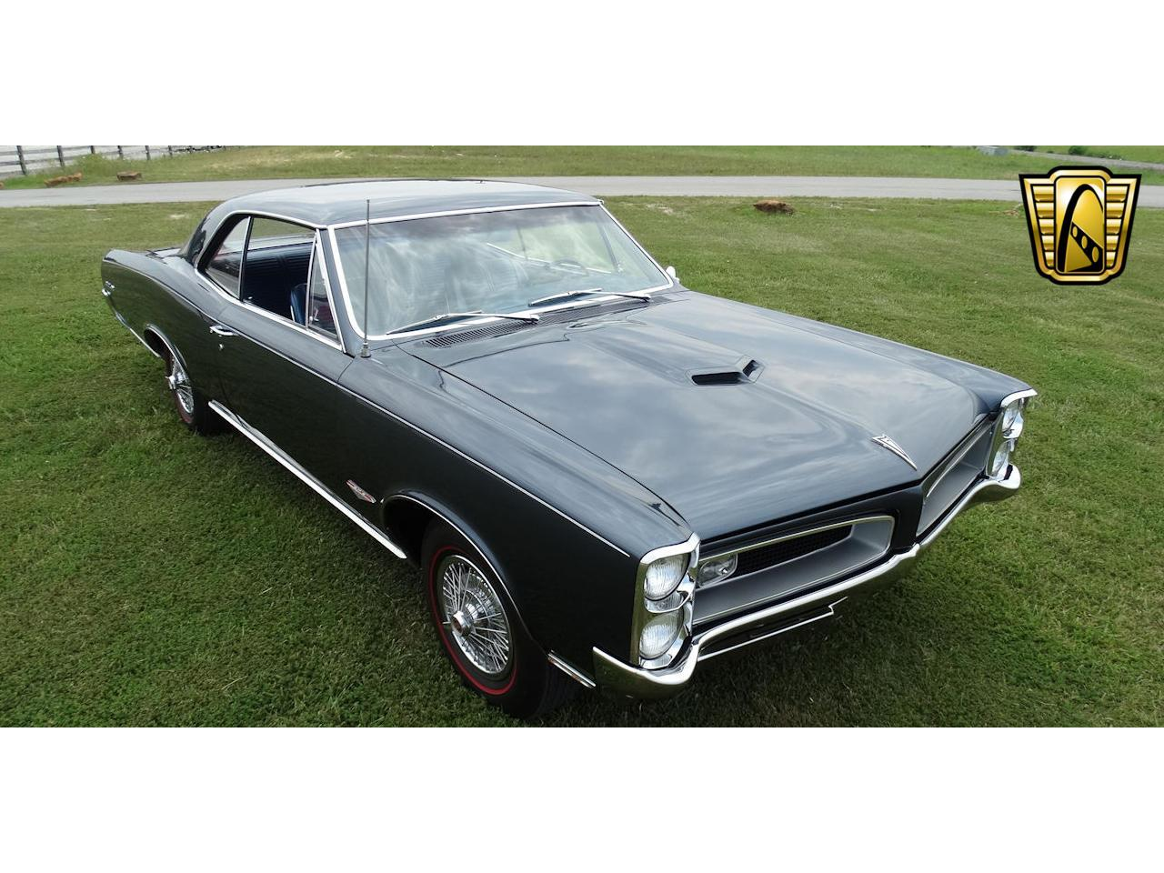 Large Picture of '66 Pontiac GTO located in Memphis Indiana - LHK2