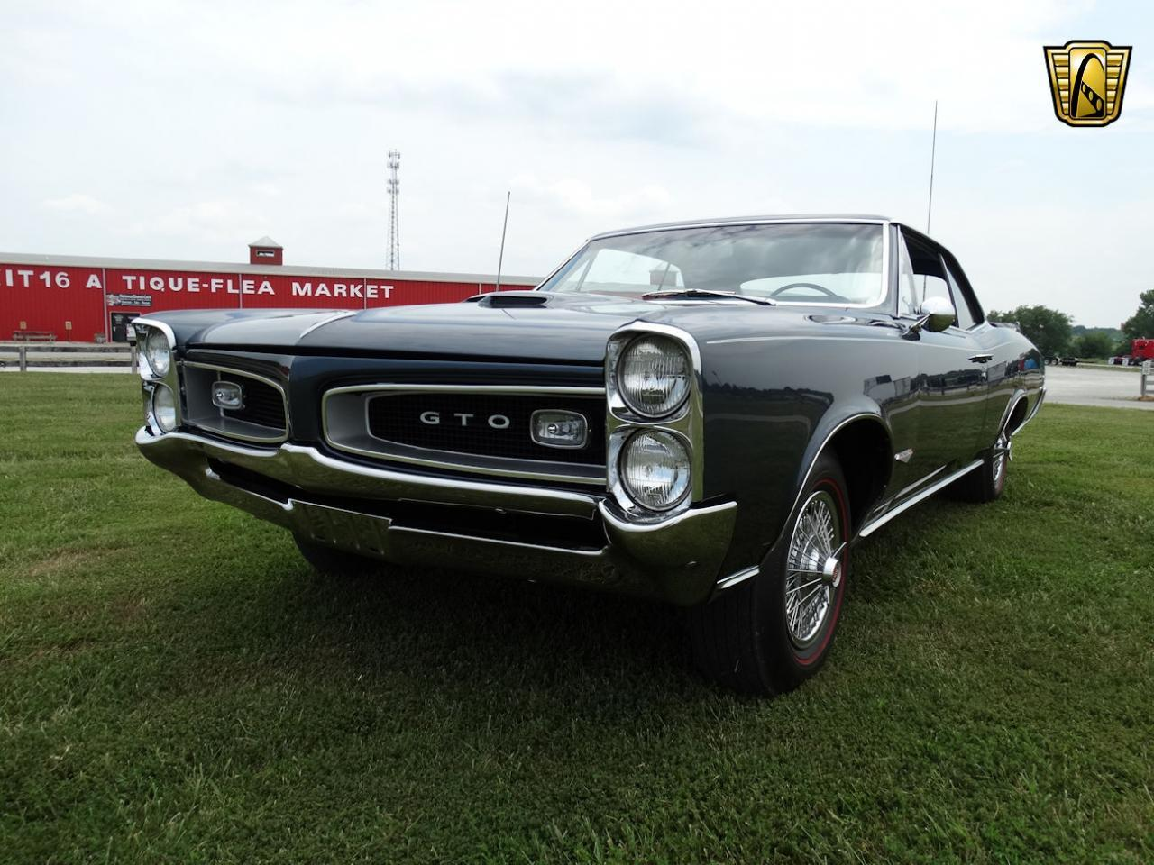 Large Picture of '66 GTO located in Indiana - $58,000.00 - LHK2