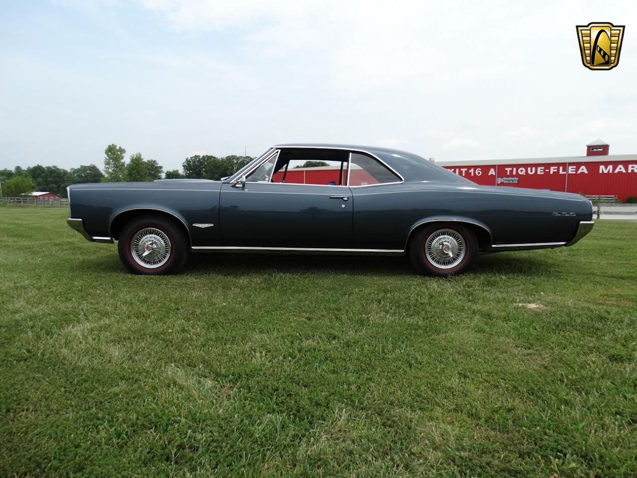 Large Picture of 1966 Pontiac GTO located in Memphis Indiana - $58,000.00 Offered by Gateway Classic Cars - Louisville - LHK2