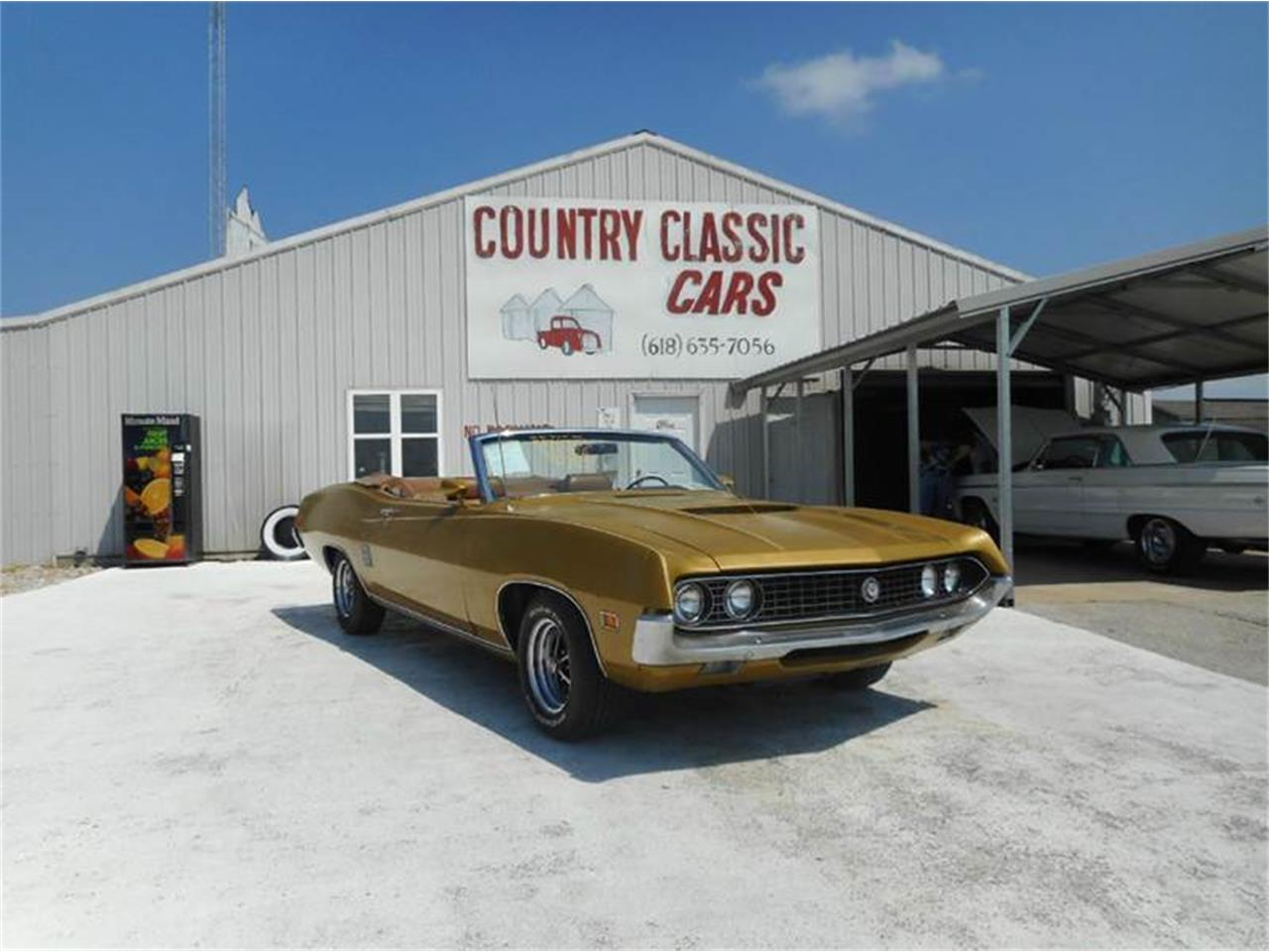 Large Picture of Classic '70 Torino Offered by Country Classic Cars - LHKL