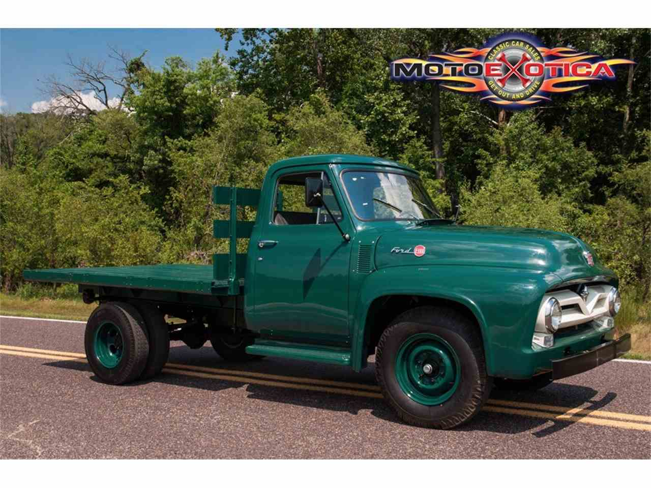 Large Picture of '55 F350 - LHKN