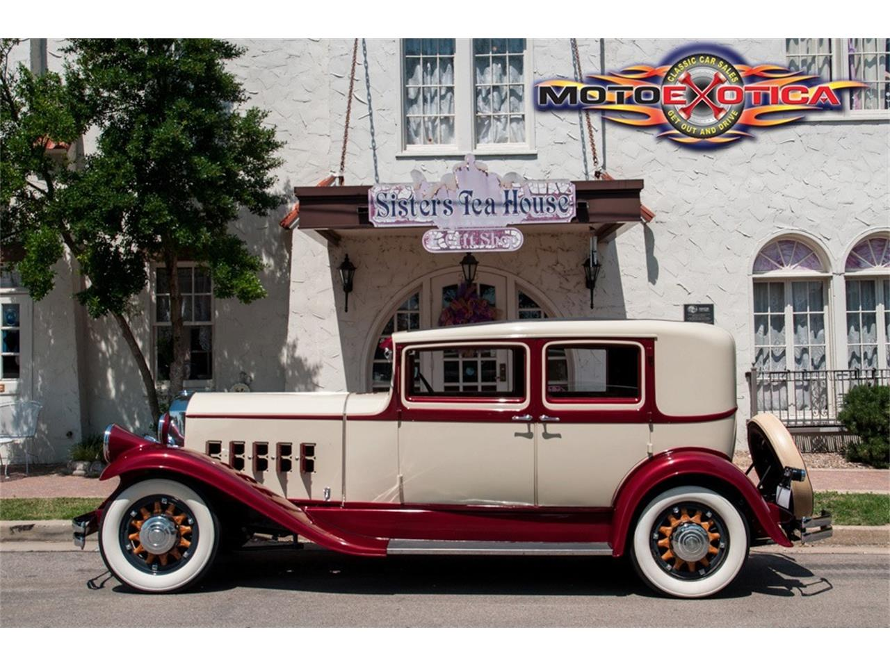 Large Picture of '31 8-43 Club Sedan - LHKO