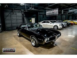 Picture of Classic 1967 Pontiac Firebird located in Nashville Tennessee - $26,500.00 Offered by Rockstar Motorcars - LHKT