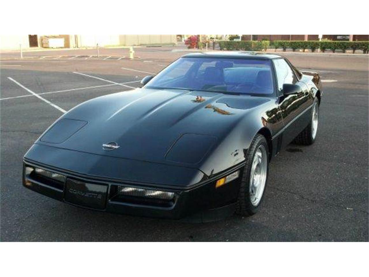 For Sale: 1990 Chevrolet Corvette in Hilton, New York