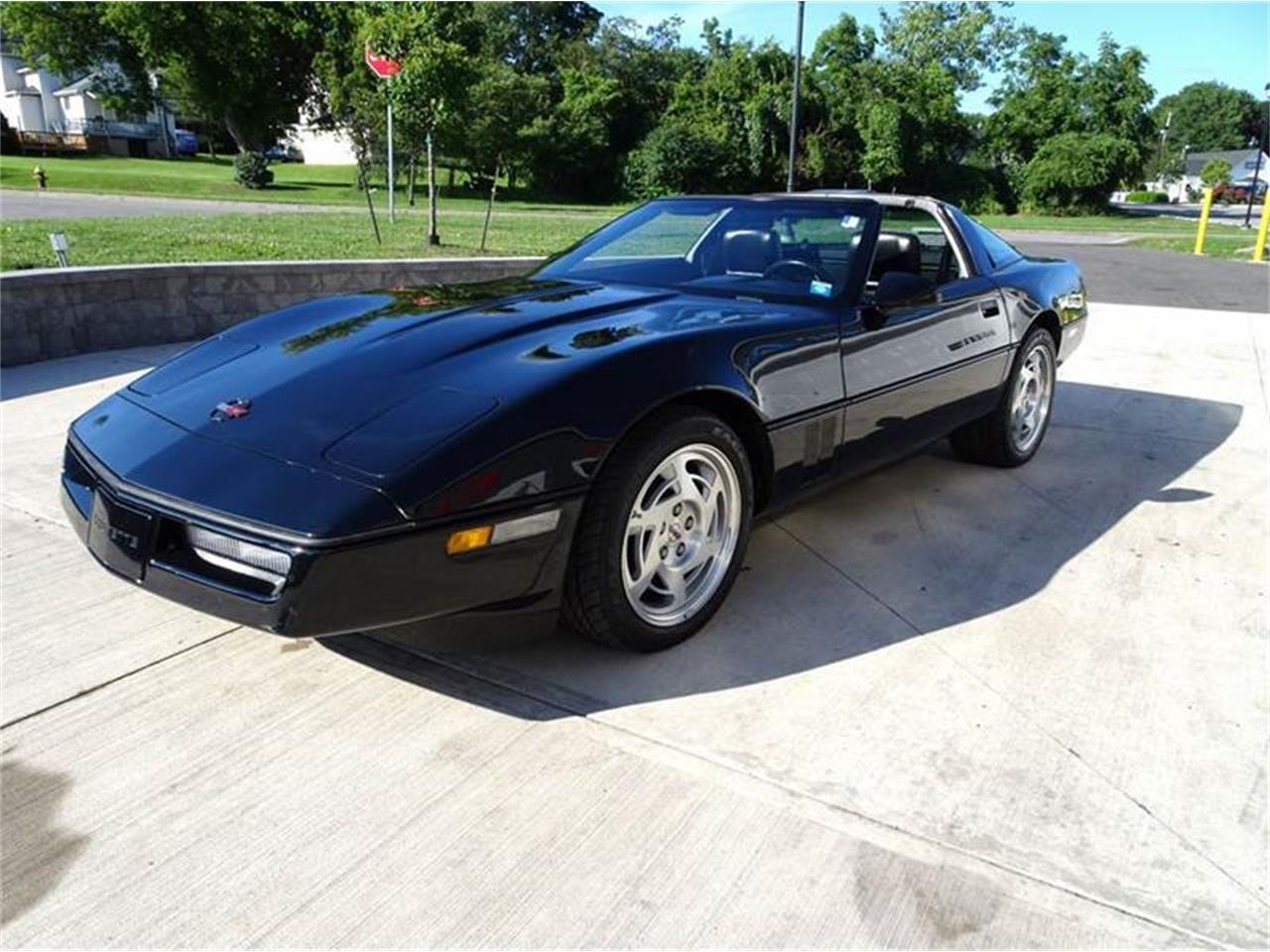 Large Picture of '90 Corvette - LHL0