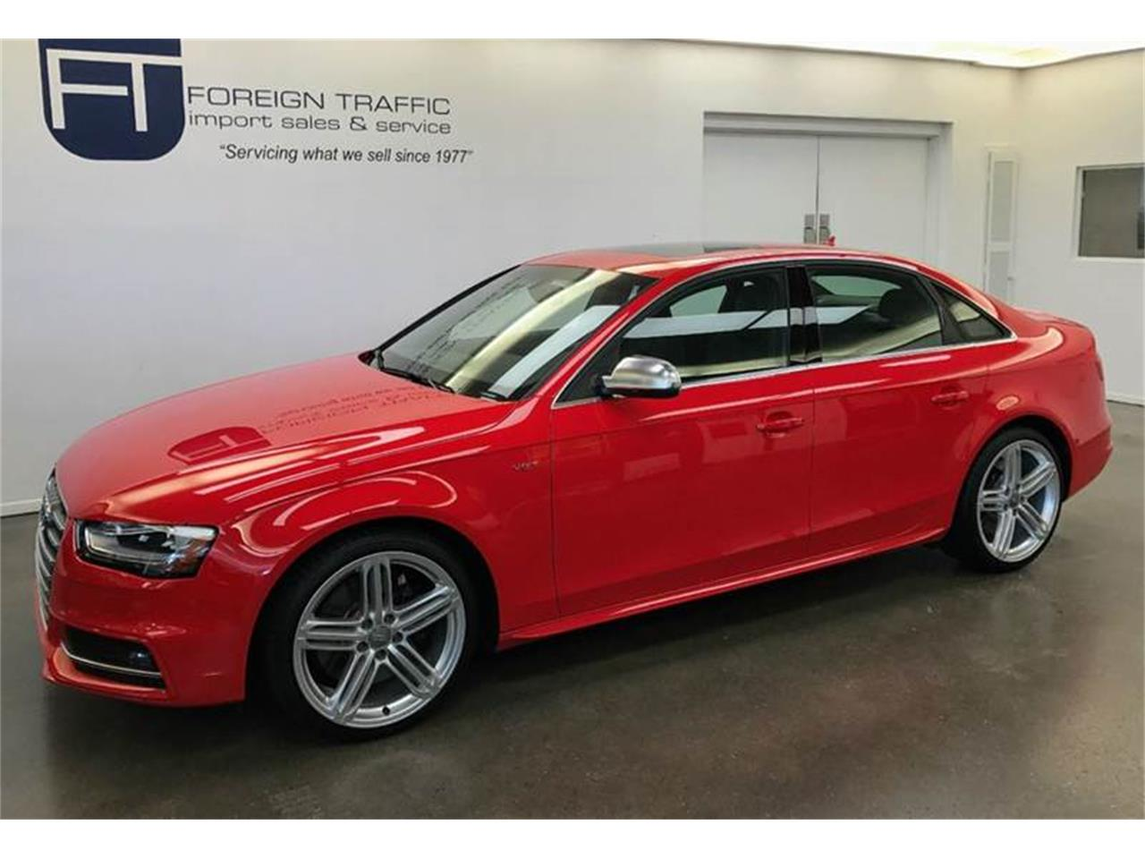 Large Picture of '16 Audi S4 located in Allison Park Pennsylvania Offered by Foreign Traffic Import Sales & Service - LHL3