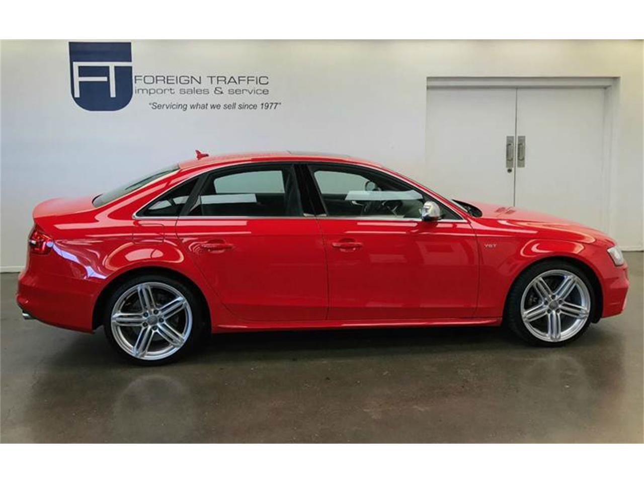 Large Picture of '16 S4 located in Pennsylvania - $42,950.00 Offered by Foreign Traffic Import Sales & Service - LHL3