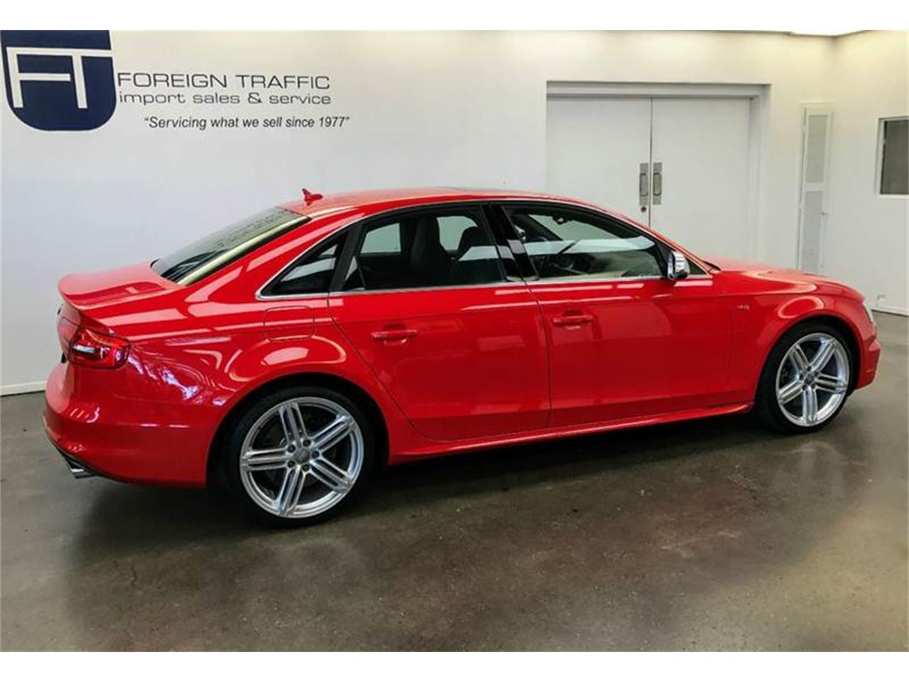 Large Picture of 2016 S4 - $42,950.00 Offered by Foreign Traffic Import Sales & Service - LHL3