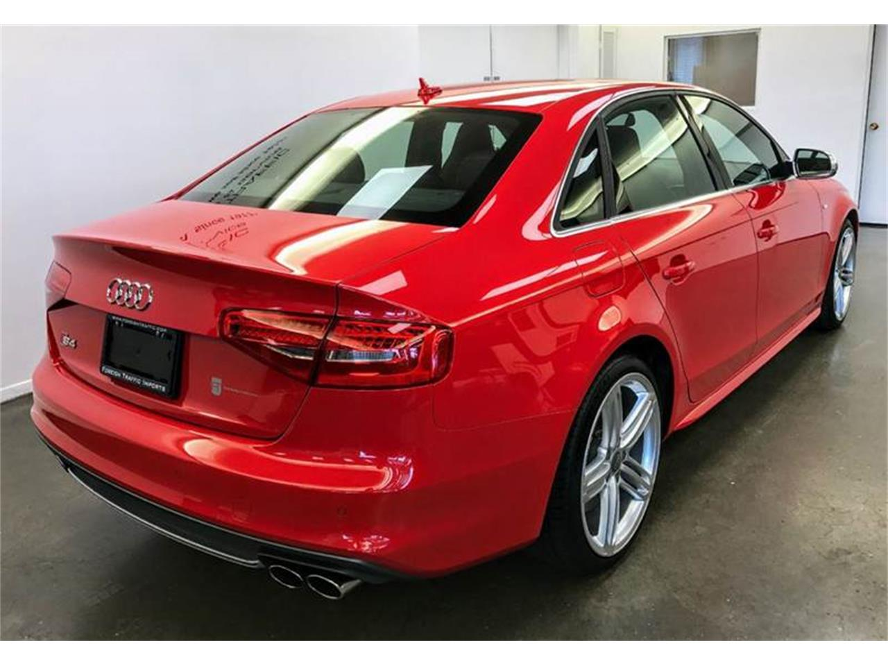 Large Picture of 2016 Audi S4 located in Allison Park Pennsylvania - $42,950.00 Offered by Foreign Traffic Import Sales & Service - LHL3