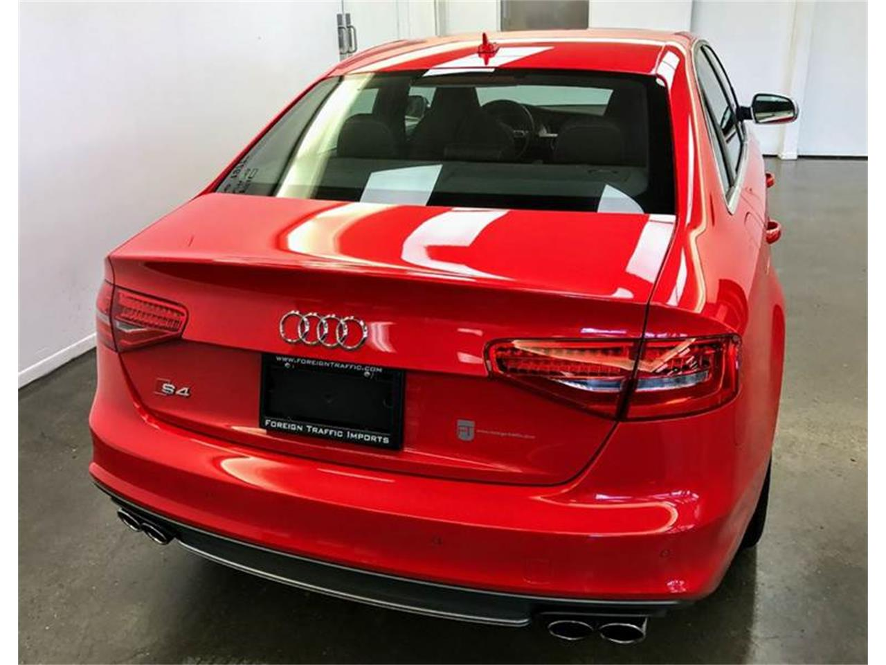 Large Picture of 2016 S4 Offered by Foreign Traffic Import Sales & Service - LHL3