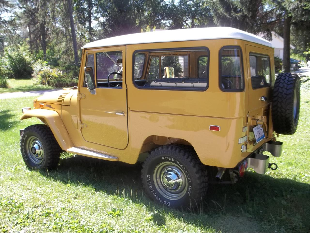 Large Picture of '71 FJ Cruiser located in Algonquin Illinois - $69,900.00 - LHLK