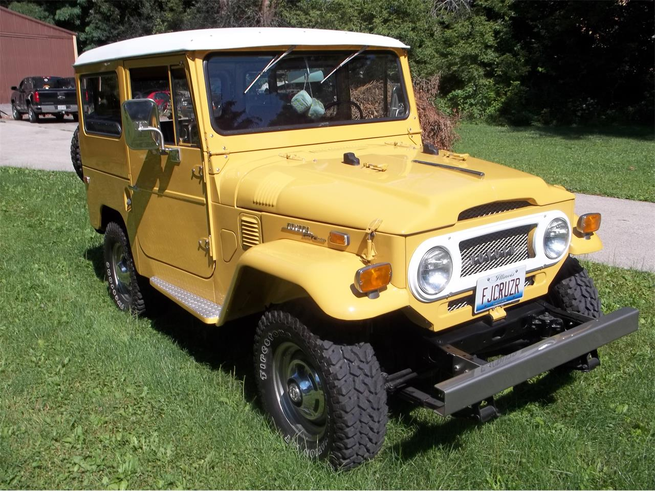 Large Picture of 1971 FJ Cruiser - LHLK
