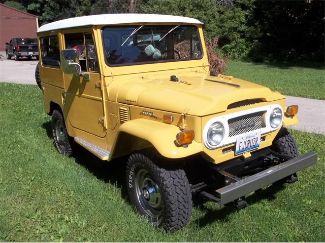 Picture of '71 FJ Cruiser - LHLK