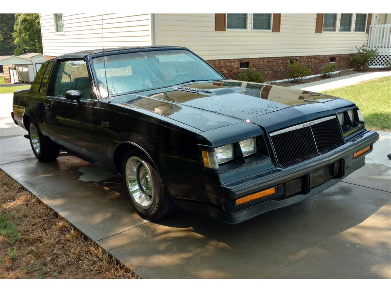 1984 Buick Grand National for Sale | ClassicCars.com | CC-1002594