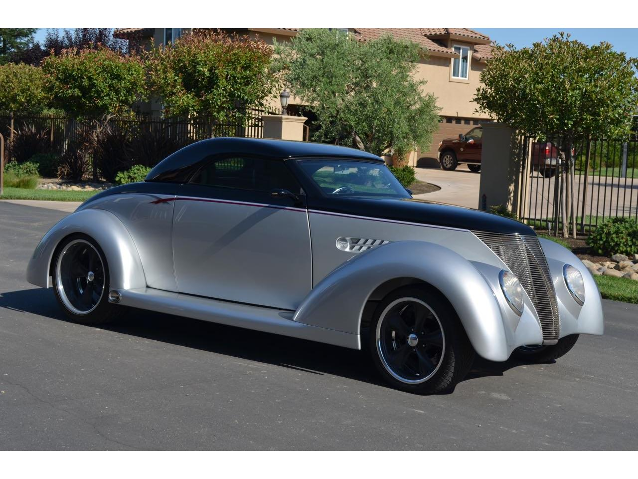 Large Picture of 1937 Coupe located in California Offered by Spoke Motors - LHLW