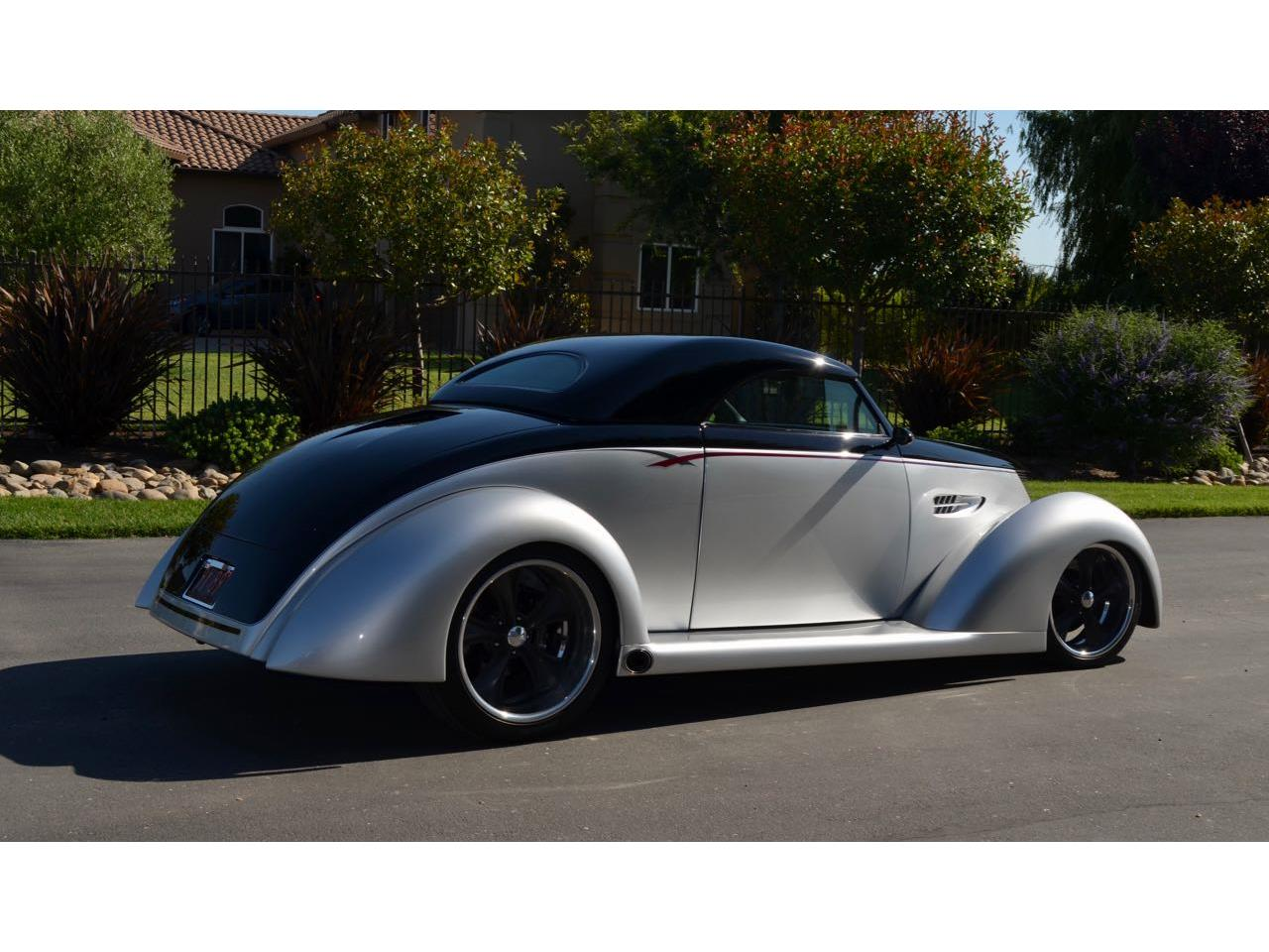 Large Picture of 1937 Ford Coupe located in Ceres California Offered by Spoke Motors - LHLW