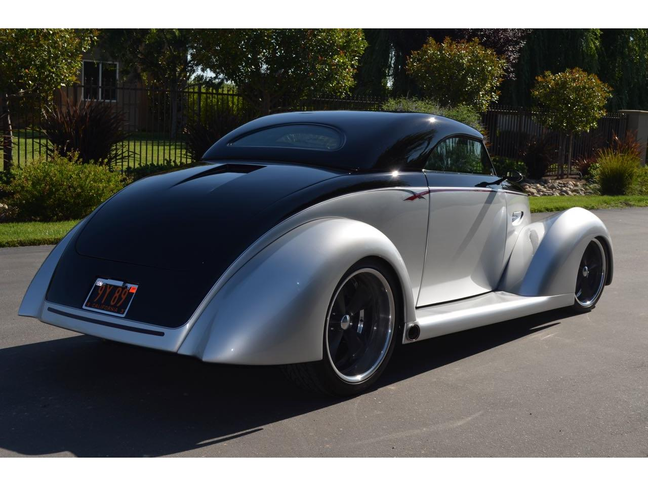 Large Picture of '37 Coupe Offered by Spoke Motors - LHLW