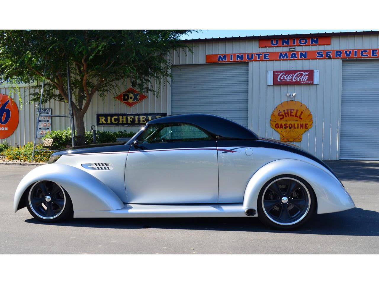 Large Picture of Classic 1937 Coupe Offered by Spoke Motors - LHLW