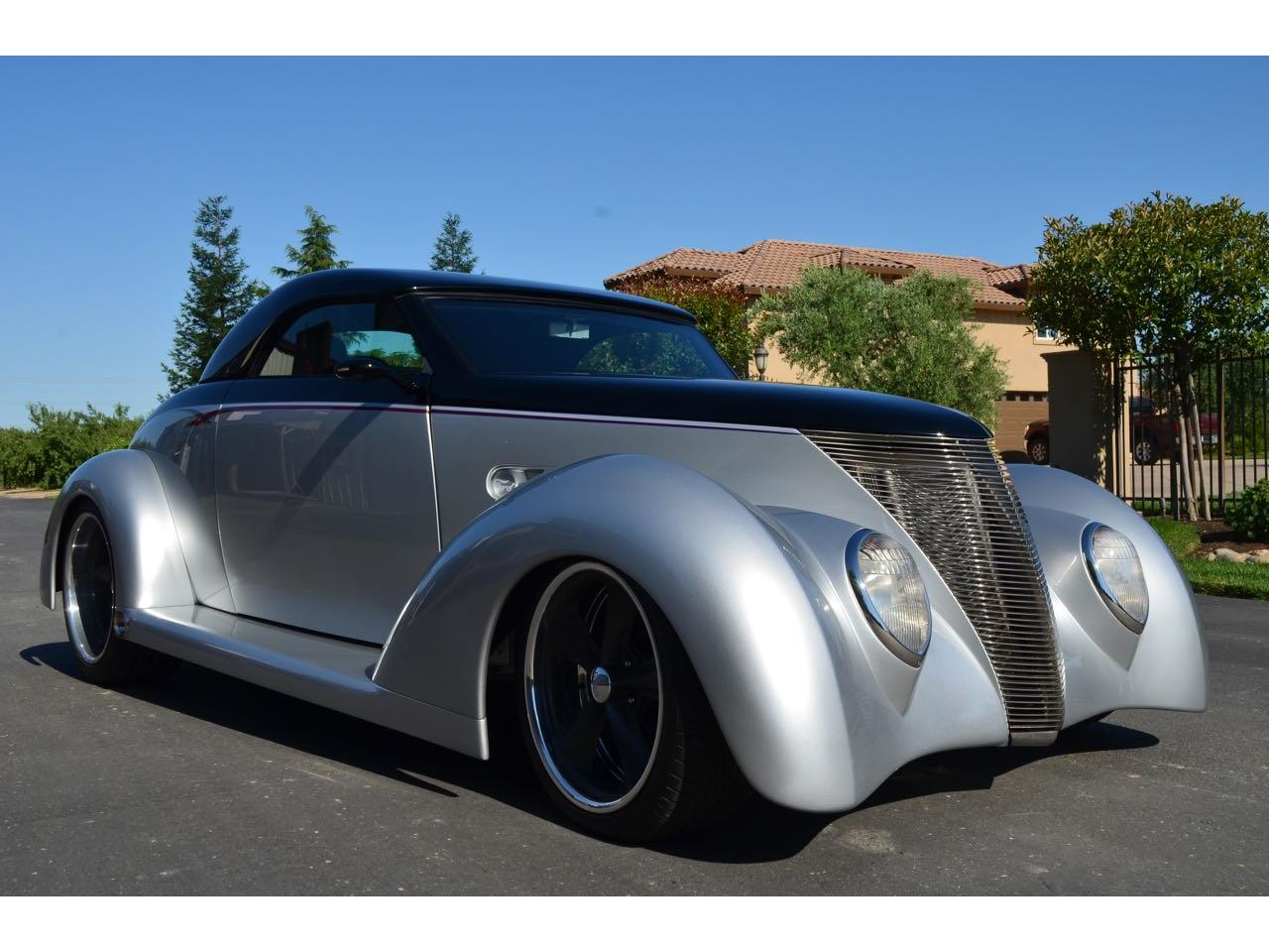 Large Picture of 1937 Coupe located in Ceres California - $67,500.00 - LHLW