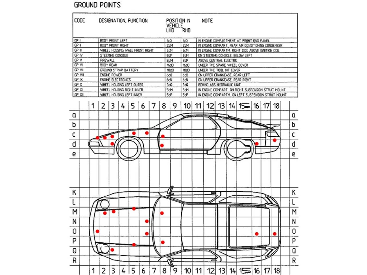 1988 Porsche 928 For Sale Cc 1002599 Power Window Switch Wiring Large Picture Of 88 Lhlz