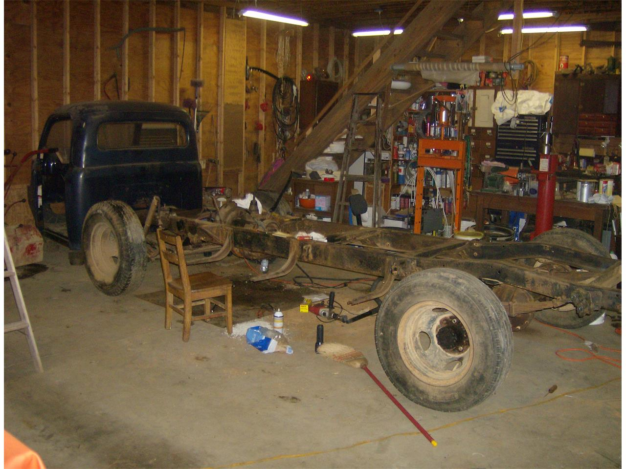 Large Picture of '52 Ford Truck located in Tennessee - $69,900.00 - LHM3